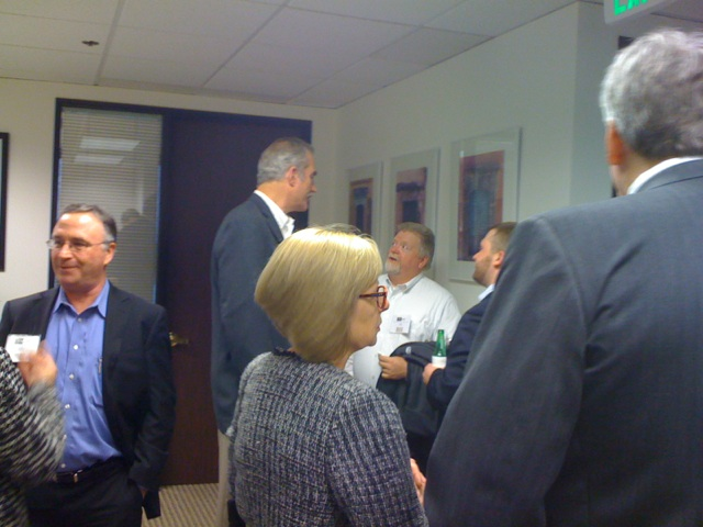 Safe Investor Booksigning event attendees 2