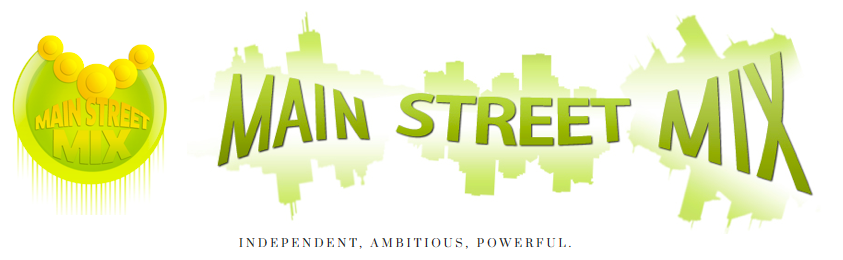 Main Street Mix logo