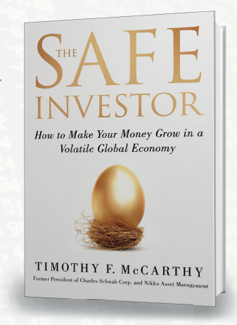 Safe investor book cover
